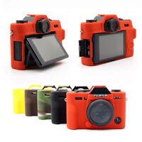 Camera Soft Silicone Case For Fujifilm Fuji X-T20 X-T10 XT10 Body Protect Cover