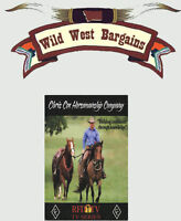 RARE Chris Cox Leads and Lead changes - Chris Cox horse riding training dvd