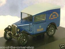 Austin Seven RN Van Daniel Doncaster - Oxford Asv005 1/43e