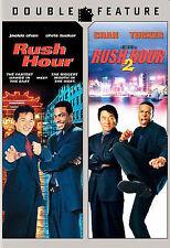 Rush Hour/Rush Hour 2 (Dvd, 2008)