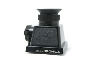 [Exc+++++] Bronica Cds Chimney ME Prism Finder S for SQ A Ai from JAPAN E70