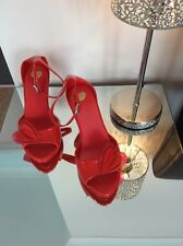 Brand new Mel by Melissa Red size 5 sandal
