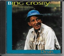 CD COMPIL 17 TITRES--BING CROSBY--DINAH