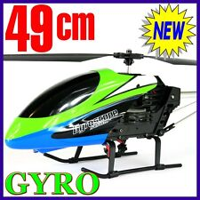 RC 3 GYRO New Remote Control Helicopter 3.5CH BIG not mini xMas Christmas GN+BU