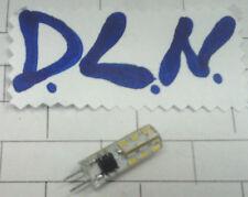 LAMPADINA A 24 LED G4 12V 2W LAMPADINA BISPINA A LED FREDDA  FORTISSIMA