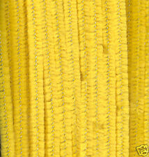 YELLOW PIPE CLEANERS - 25pk