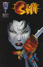SHI: THE WAY OF THE WARRIOR # 5 - COMIC - 1995 - 8