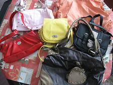 Handtaschenset - 6 Stück - Klein bis Groß, Teils Neu, Teils Wenig Gebracht