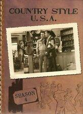 NEW Country Style U.S.A. Season 4 (DVD)