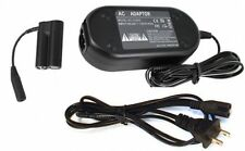 Ac Adapter Kit + DRDC10 DC Coupler for Canon PowerShot SX160 IS A1400