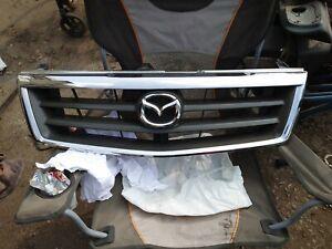 Mazda Bongo Facelift Front Grill.