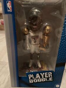 Lebron James Miami Heat MVP Trophy Bobblehead