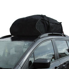 Waterproof Roof Top Cargo Bag Car Carrier Luggage Storage Travel Universal