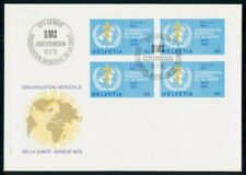 MayfairStamps Switzerland 1973 World Health Organization United Nations First Da
