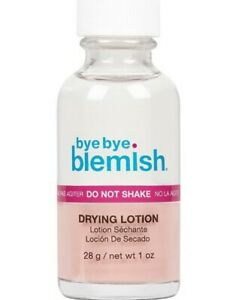 Bye Bye Blemish For Acne Marks Drying Lotion treatment blemishes restore balance