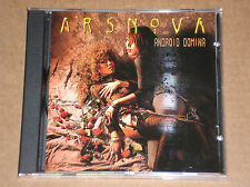 ARS NOVA - ANDROID DOMINA - CD COME NUOVO (MINT)