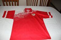 Camiseta OFICIAL SEVILLA FC Away 1993-94 HOT SHOT Medida 36=Talla M 10 (SIMEONE)
