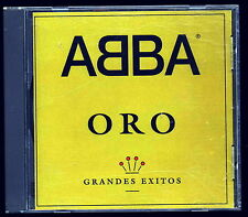 ABBA - Oro - Grandes Exitos - CD - HOLLAND