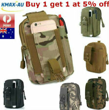Utility Multi Purpose Tactical Waist Bag Belt Molle Pouch Military Wallet Pack