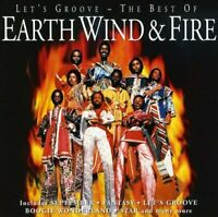Earth Wind And Fire - Let's Groove - The Best Of (NEW CD)