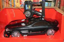 Mercedes Benz SLR Mclaren Radio Shack Car  1/10 Scale Remote Control NEW!