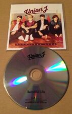 Union J - Beautiful Life UK Promo Cd Single George Jaymi Josh JJ