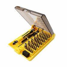 Kit Schraubendreher Handyreparaturset  Jackly 6089-B mit 42Bits Feinwerkzeug