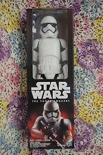 Star Wars Episode VII The Force Awakens Hero Series Stormtrooper 12-inch Figure