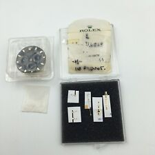 Rolex Daytona New Black Dial Gold -116508, 116518, 116528, 116523 Sealed Bubble