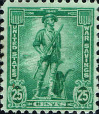 #WS8 1942 25c WAR SAVINGS STAMP ISSUE MINT-OG/NH