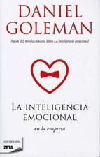 La inteligencia emocional en la empresa (Spanish Edition) (Zeta No Ficcion)