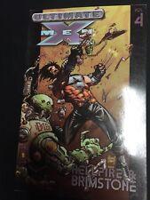 ULTIMATE X-MEN Vol 4 Hellfire and Brimstone - Marvel - Trade Paperback TPB