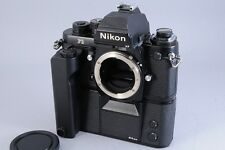 【Exe+++++】 Nikon F3P 35mm SLR Film Camera  w/MD-4 from Japan #880