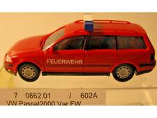 "Awm 0862.01"" VW Passat Variant de bomberos ""h0 1:87, nuevo, embalaje original-AMW"