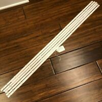 ELEMENT DLED55YL 5X10 0001 (5) LED STRIPS FOR E4SW5518 AND OTHER MODELS