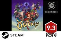 Owlboy [PC] Steam Download Key - FAST DELIVERY