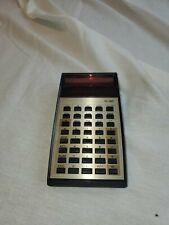 Vintage Texas Instruments TI-30 1970's Slide Rule