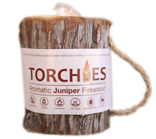 Torchies aromatic single log fire four to a box