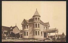 Postcard Petaluma California Ca Liberty St Large Family Mansion Home 1907