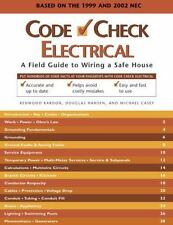 Code Check Electrical: A Field Guide to Wiring a Safe House (Code Check Electri