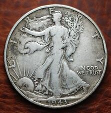 1943  USA   Half dollar   Liberty