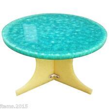 Originale Table DE SALON En Resine Vers 1960 / 1970