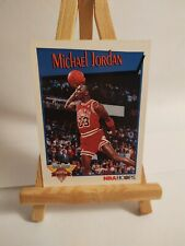 1991-92 NBA Hoops Slam Dunk Champion #IV Slammin' With Michael Jordan