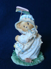 "Cherished Teddies - Megan - ""Spring Brings A Season Of Beauty"" - 203300 - 1997"