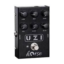 More details for horse electric guitar effects pedal distortion uzi heavy metal music high gain