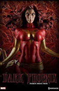 Jean Grey Phoenix Sideshow Exclusive Statue Marvel X-Men Sealed #1699/2500