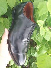Allen Edmonds Park Avenue Men's Black Leather Oxford Dress Shoes Size 13 3E