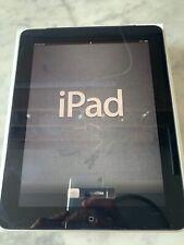 Apple iPad 1st Gen. 64GB, Wi-Fi + 3G Cellular (AT&T), 9.7in - Black