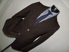 Yves Saint Laurent YSL made in France men's Brown blazer 38 Short.