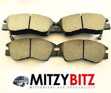 MITSUBISHI L200 2.0 2.5 K12T K22T K14T K24T K34T FRONT BRAKE PADS